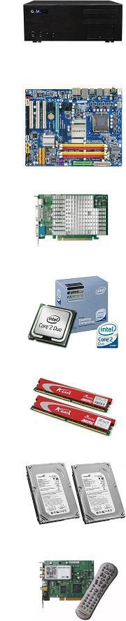 Die Hardware des QMC-04