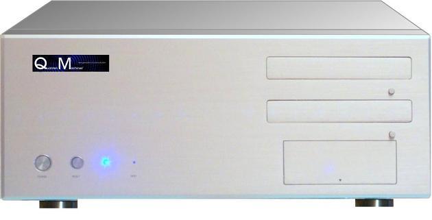 Der QMC-04 in silber